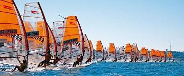 Windsurf Techno 293 Plus Dünya Şampiyonası Bodrum'da Gerçekleşecek.