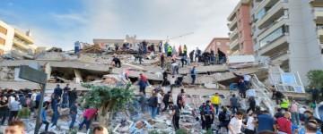 İzmir Depreminde Ağır Bilanço