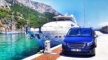 Bodrum Marina Transfers